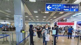 مطار شرم الشيخ يستقبل أول رحلة سياحية قادمة من ليتوانيا