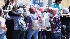شعرت بآلام الولادة.. نقل طالبة ثانوية عامة لمستشفى قلين بكفر الشيخ