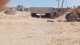 جنوب سيناء تعلن الطوارئ تحسبا لهطول أمطار
