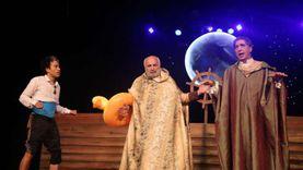 """عرض """"المتفائل"""" للفنان سامح حسين على المسرح القومي 3 أيام"""