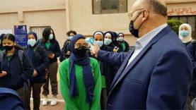 إجراءات احترازية مشددة في أول أيام امتحانات الصف الأول الثانوي