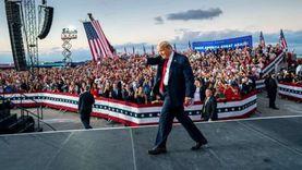ترامب: الأمة تقف عند مفترق طرق مع اقتراب يوم الانتخابات الرئاسية