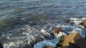 انتشال جثة غريق طافية على مياه نهر النيل بشبرا الخيمة