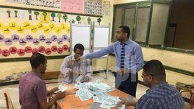 اللجنة العامة بأسوان تتلقى نتائج فرز الأصوات بقاعة عروس النيل