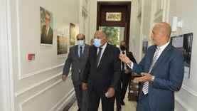 صور.. شكري يفتتح المقر الجديد لمركز القاهرة لتسوية النزاعات
