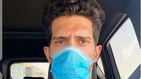 """أحمد مجدي يشوق جمهوره بصورة من """"الآنسة فرح"""" قبل عرضه"""