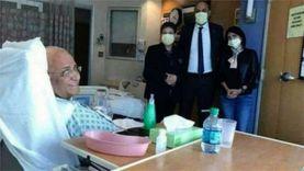 """عائلة صائب عريقات لـ""""الوطن"""":وضعه الصحي مستقر وتخطى مرحلة الخطر"""