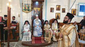 بطريرك الروم الأرثوذكس يحتفل بمئوية كنيسة أبوقير بالإسكندرية