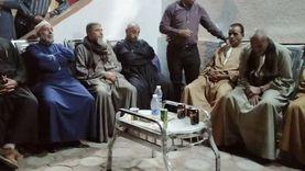 جلسة صلح تمهيدية بين عائلتي «الصواف» و«عسران» بعد مقتل «خضرة» بالفيوم