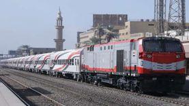 """""""السكة الحديد"""" تعلن موقف التهديات والتأخيرات المتوقعة اليوم  28 سبتمبر"""