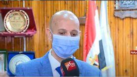 صحة الشرقية: المبادرات الرئاسية نجحت في فحصت معظم المصريين