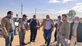 تطوير شامل لطريق القرى السياحية والفنادق بمدينة رأس سدر