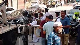 مجمع محاكم المنيا يعود إلى الهدوء بعد ضبط «محامي التفجيرات»