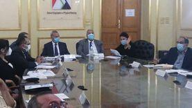 عرض مشروع تحديث المخطط الاستراتيجي للتنمية في اجتماع بالقليوبية