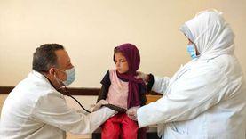 فحص وعلاج 14 ألف طفل حديث الولادة بالمنيا