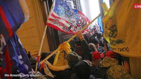 صوت أمريكا: 12 جماعة متطرفة شاركت في اقتحام الكونجرس