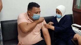 «مياه القناة»: الانتهاء من تطعيم جميع العاملين بالقنطرة بلقاح كورونا