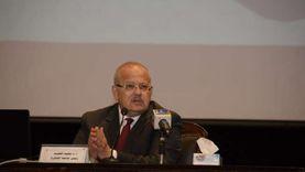 رئيس جامعة القاهرة: سنعالج أي طالب بـ17 مستشفى على نققة الجامعة