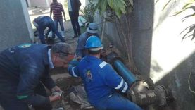 «الجيزة»: قطع المياه عن «العمرانية الغربية والشرقية» 8 ساعات الأحد
