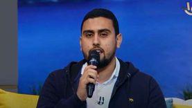 مبتهل ديني: أتعلم المقامات في دار الأوبرا المصرية «فيديو»