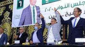 بحضور فؤاد بدراوي.. مؤتمر انتخابي لمرشح برلماني في كفر الشيخ