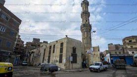 «يضم أكبر مئذنة أثرية».. معلومات عن مسجد عبدالرحيم القنائي بكفر الشيخ