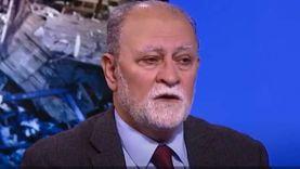 الإبراشي: عزام التميمي سمسار تمويل قنوات الإخوان الإرهابية بأموال قطر