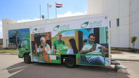 لمنع الزحام.. البريد يدفع بـ39 سيارة متنقلة تؤدي جميع الخدمات