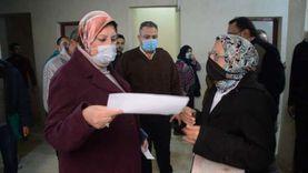 """بقرار رئاسي.. تسليم متضرري عقار """"كرموز"""" شققا بديلة غرب الإسكندرية"""
