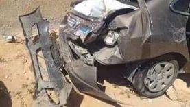 إصابة 10 في حادثي طريق بإيتاي البارود بالبحيرة