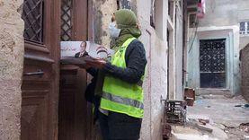 «مستقبل وطن» يوزع 5 آلاف كرتونة مواد غذائية بكفر الشيخ