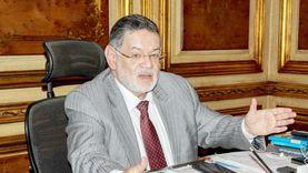 الخرباوي: إبراهيم منير قد يتعرض للاغتيال من عناصر إخوانية