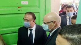 الأمين العام المساعد لجامعة الدول العربية يزور لجان انتخابية