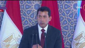 وزير الرياضة يدلي بصوته غدا في انتخابات مجلس الشيوخ بالشروق
