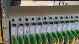 توصيل خطوط التليفون الأرضي والإنترنت لحي النصر بطور سيناء
