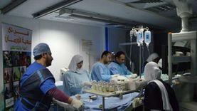 «الأورمان» تستحدث نظاما للتبرع لمرضى القلب غير القادرين بالمنيا