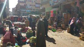سوق «السبت» بكفر الشيخ يتحدى قرار الوزراء بالغلق: عمره ما اتقفل «صور»