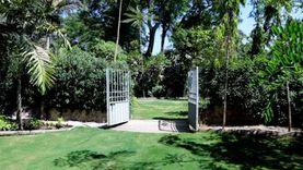 """حديقة """"مظهر النباتية"""".. متحف حي لعشاق النباتات"""