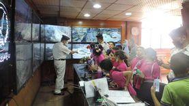 الداخلية تنظم لطلاب المدارس زيارة لمديريتي أمن البحيرة والمنيا
