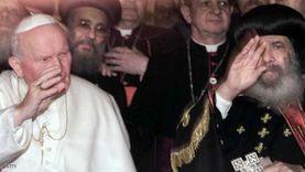 جريمة داخل الكاتدرائية.. سرقة دماء البابا الراحل وصليبه الذهبي