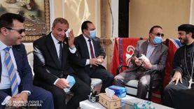 محافظة الإسكندرية تبدأ أعمال رصف شارع الستين بـ«حوض عشرة»