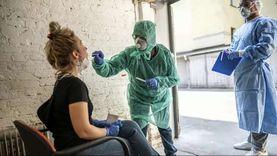 روسيا تجري 42.4 مليون اختبار لفيروس كورونا