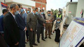 افتتاح مشروع صرف صحي ومحطة معالجة بتكلفة 85 مليون جنيه بكفر الشيخ