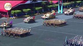 فيديو.. خريجو الكليات والمعاهد العسكرية: سنكون درع وسيف الوطن