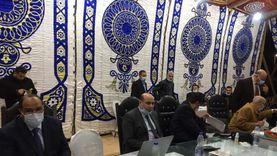 تقدم مرشح مستقبل وطن بالدائرة الثالثة في نجع حمادي