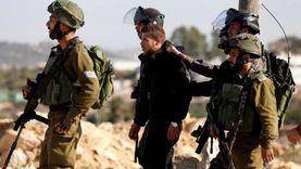 """""""الاحتلال الإسرائيلي"""" يعتقل 11 فلسطينيا من الضفة الغربية"""