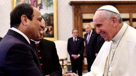 سكرتير سابق لبابا الفاتيكان: غيرنا بروتوكولات دبلوماسية لاستقبال الرئيس «السيسي»