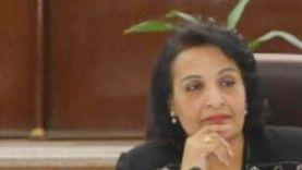 تعيين سعاد عبدالرحيم مستشارا لوزير التضامن الاجتماعي لتطوير العشوائي