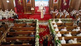 البابا يترأس قداس الأحد بالعاصمة الإدارية لتجليس وسيامة 9 أساقفة جدد