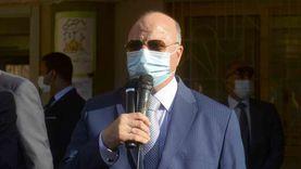 أرض مرصد حلوان.. نائب محافظ القاهرة توجه بإزالة عراقيل مشروعات متوقفة